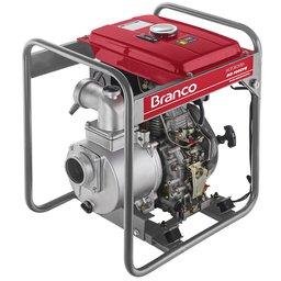 Motobomba à Diesel BD 705 7,0CV 3 Pol. com Partida Elétrica