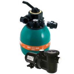 Filtro para Piscina + Bomba PF-17 1/4CV Mono 127/220/254V