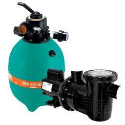 Filtro para Piscina DFR 15 com Bomba 1/2 CV Monofásica
