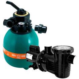 Filtro para Piscina DFR 11 com Bomba 1/4 CV Monofásica