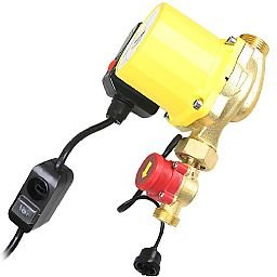 Bomba Circuladora / Pressurizadora com Sensor de Fluxo 120 W -