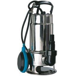 Bomba Sapo/Submersível para Águas Sujas em Inox 550W 220V