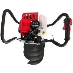 Perfurador de Solo a Gasolina 2T 51,7 CC com Broca 200 mm