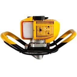 Perfurador de Solo Simples à Gasolina 2T 2,5 HP 52CC