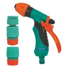 Conjunto para Irrigação com Engates Rápidos e Adaptador