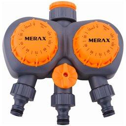 Temporizador Duplo para Irrigação com Acionamento Mecânico