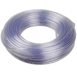 Mangueira Cristal de PVC 5/16 Pol. 50 Metros - Standard Reforçada
