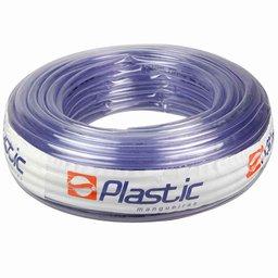 Mangueira Cristal de PVC 3/4 Pol. 50 Metros - Standard Reforçada