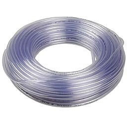 Mangueira Cristal de PVC 5/16 Pol. x 0,8 mm 50 Metros