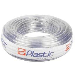 Mangueira Cristal de PVC 3/4 Pol. x 2,0 mm 50 Metros