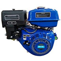 Motor Estacionário 5,5HP a Gasolina 163CC 4T Partida Manual
