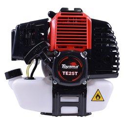 Motor a Gasolina 2T Refrigerado à Ar 2,5HP 51,7cc