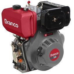 Motor a Diesel 5,0CV 211CC com Partida Elétrica