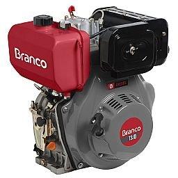 Motor a Diesel 13,0CV 456CC com Partida Elétrica