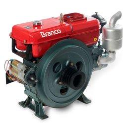 Motor a Diesel Refrigerado a Água 17,4CV 903CC com Partida Manual