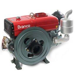 Motor a Diesel Refrigerado a Água 22,0CV 1195CC com Partida Elétrica