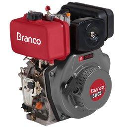 Motor a Diesel 5,0CV 211CC com Partida Manual