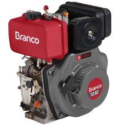 Motor a Diesel 7,0CV 296CC com Partida Manual