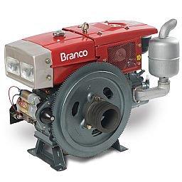 Motor a Diesel Refrigerado a Água 22CV 1195CC com Partida Elétrica