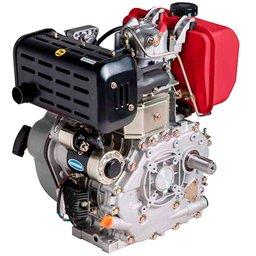 Motor à Diesel BD-10.0 R 10CV 406CC com Redução e Partida Elétrica