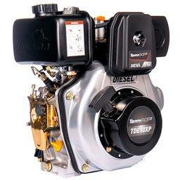 Motor à Diesel 4T 5HP 211CC com Partida Manual