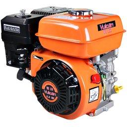 Motor Estacionário a Gasolina Eixo Horizontal 5,5HP 163cc