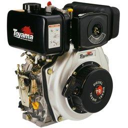 Motor a Diesel Refrigerado a Ar 4T 6,7HP 296CC