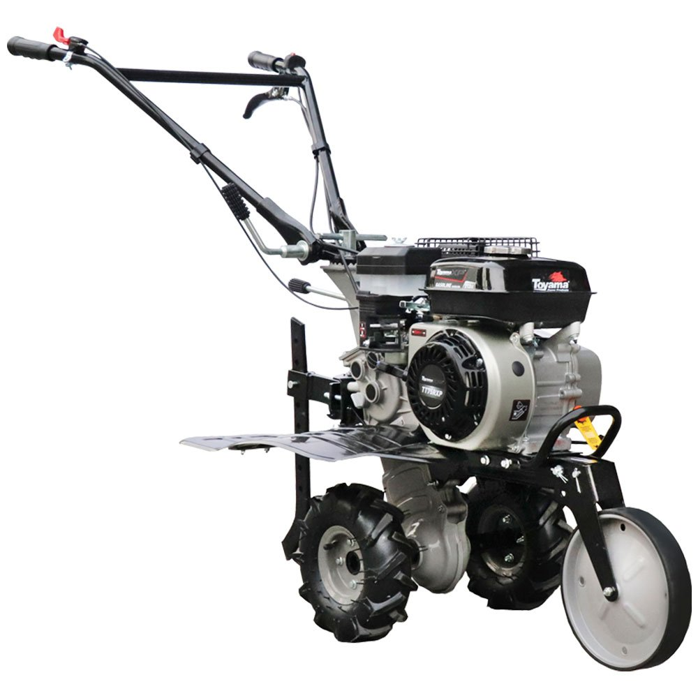 Motocultivador a Gasolina 4T 7HP 212CC com Partida Manual
