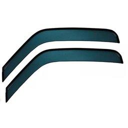 Calha de Chuva 2 Portas Chevrolet S10 95 até 2011 Cabine Simples / Estendida