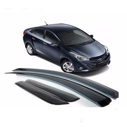 Calha de Chuva 4 Portas Hyundai HB20 Sedan 2013 até 2018