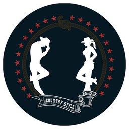 Capa de Proteção com Cadeado para Estepe Cowboy Country Style