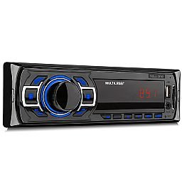 Som Automotivo New One MP3 Player 4 x 12,5 W