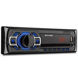 Som Automotivo New One MP3 Player 4 x 12,5 W