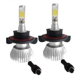 Kit Lâmpada de LED H13 32W 2800 Lúmens 6000K para Farol Automotivo com 2 Unidades