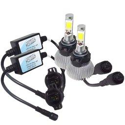 Kit Lâmpada de LED H16 32W 2800 Lúmens 6000K para Farol Automotivo com 2 Unidades