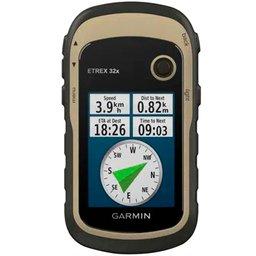 GPS eTrex 32x com 8GB de Memória Interna