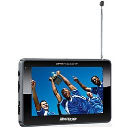 GPS Tracker Touchscreen 4.3 Pol. com TV Digital