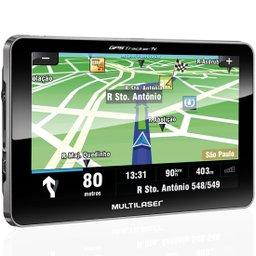 GPS Tracker Touchscreen 7.0 Pol com TV Digital