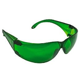 Óculos de Segurança Harpia/Croma Modelo Centauro Verde