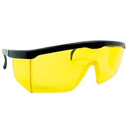 Óculos de Segurança Antirrisco Titan Amarelo