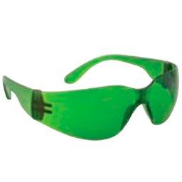 Óculos de Segurança Antirrisco Falcon Verde