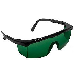 Óculos de Proteção Fênix Anti-risco Verde