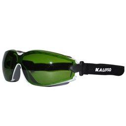Óculos de Segurança Aruba Verde