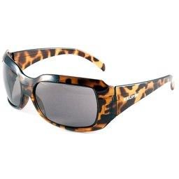 Óculos de Proteção Ibiza Cinza com Armação Marrom