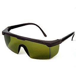 Óculos de Segurança Jaguar Verde