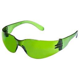 Óculos de Proteção Leopardo Verde Anti-Embaçante