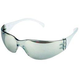 Óculos de Proteção Leopardo Incolor Espelhado