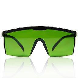 Óculos de Proteção Verde Anti-Risco