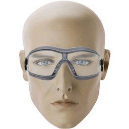 f68b56fc462fb Óculos de Segurança K2 com Ampla Visão - Lente Incolor - STEEL PRO-k2INCOLOR  - R 17.52   Loja do Mecânico