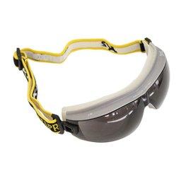 566963bff67bc Óculos de Segurança K2 Ampla Visão com Lente Cinza - STEEL PRO-K2-CINZA -  R 26.11